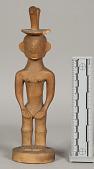 view Carved Wooden Figure digital asset number 1