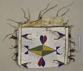 view Beaded Pouch digital asset number 1