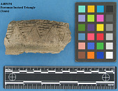 view Rimsherds, Monroe Collared, Foreman Incised Triangle Type digital asset number 1