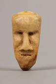 view Carved Face, Ivory Ornament digital asset number 1
