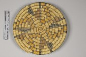 view Basket Woven Tray, Thick Spiral Coil digital asset number 1