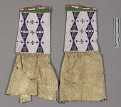 view Beaded Leggings And Moccasins digital asset number 1