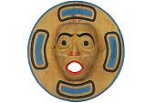 view Moon Mask digital asset number 1