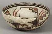 view Earthen Bowl, Ornamented digital asset number 1