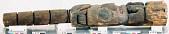 view Totem Post. Wood Carving. digital asset number 1