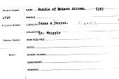 view Bundle Of Mohave Arrows (18) digital asset number 1