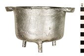 view Recast Aluminum Pot digital asset number 1