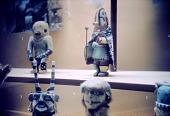 view Kachina Dolls Burned digital asset number 1