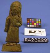 view Repousse Image Of The Goddess Tara digital asset number 1