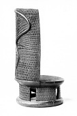 view Carved Wooden Chair digital asset number 1