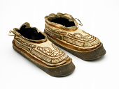 view Pair Of Moccasins Or Shoes digital asset number 1