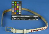 view Child's Beaded Belt digital asset number 1