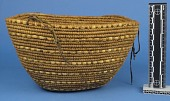 view Fine Closely Worked Basket digital asset number 1