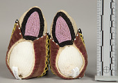 view Child's Moccasins, Pair digital asset number 1