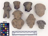 view Figurine heads and torsos digital asset number 1