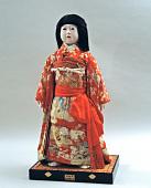 """view Large Costumed Doll, """"Miss Japan"""" digital asset number 1"""