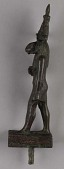 view Bronze Statuette Of Khnum and Stand digital asset number 1