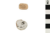 view Modified Ceramic Sherds, Prehistoric Southwestern Pottery Fragments digital asset number 1