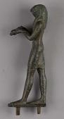 view Bronze Statuette Of Horus digital asset number 1