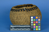 view Bowl For Washing Snails And Worms Basketry digital asset number 1