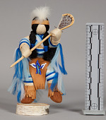 view Doll, Lacrosse Player digital asset number 1