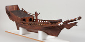 view Boat Model, Model Of A Proa digital asset number 1