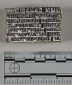 view 1 Block Of Printing Type digital asset number 1