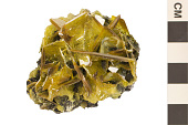 view Molybdate Mineral Wulfenite digital asset number 1