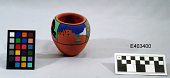 view Small Painted Jar digital asset number 1