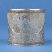 view Silver Napkin Ring digital asset number 1