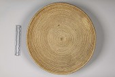 view Closely Woven Basket-Tray - Plain digital asset number 1