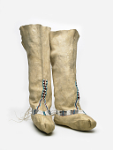 view Woman's Moccasins 2 digital asset number 1