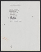 view Archive of the Origins of California Modern Art: 1940s-1960s digital asset: Archive of the Origins of California Modern Art: 1940s-1960s