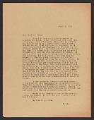 view R. Kirk Askew papers digital asset: Correspondence with Peter Blume