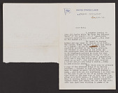 view Correspondence with Edward Melcarth digital asset: Correspondence with Edward Melcarth