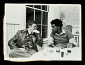 view Transparency of Peter Bradley and Kenneth Noland digital asset: Transparency of Peter Bradley and Kenneth Noland