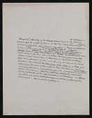 view Autobiographical Essay Concerning the Influence of Léon Bonnat digital asset: Autobiographical Essay Concerning the Influence of Léon Bonnat