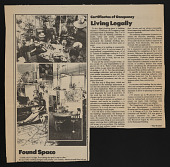 """view Clippings, """"SoHo So What"""" digital asset: Clippings, """"SoHo So What"""""""