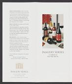 view Labels for Benziger Glen Ellen Imagery Series Wine digital asset: Labels for Benziger Glen Ellen Imagery Series Wine