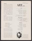 view Magazines and Journals - Art News digital asset: Magazines and Journals - Art News