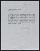 view Correspondence, Kaup, Elizabeth Dewing digital asset: Correspondence, Kaup, Elizabeth Dewing: 1959