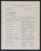 view Correspondence, Metropolitan Museum of Art digital asset: Correspondence, Metropolitan Museum of Art: 1935