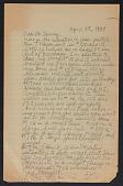 view Correspondence, S.Y. digital asset: Correspondence, S.Y.: 1929-1972