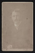 view Photographs, Dewing, Thomas Wilmer digital asset: Photographs, Dewing, Thomas Wilmer: circa 1890-1930