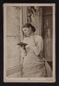 view Photographs, Dewing, Maria Oakey digital asset: Photographs, Dewing, Maria Oakey: 1880-1910
