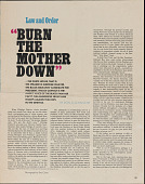 view News Clippings, Black Panther Party digital asset: News Clippings, Black Panther Party