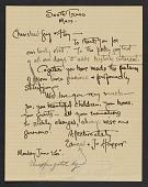 view Guy Pène Du Bois papers digital asset: Hopper, Edward