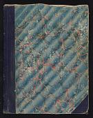 view Notebook of Jane Emmet De Glehn digital asset: Notebook of Jane Emmet De Glehn