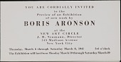view Aronson, Boris digital asset: Aronson, Boris