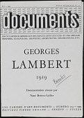 view Lambert, Georges digital asset: Lambert, Georges